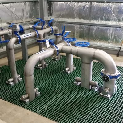 Stainless Steel Pipework Fabrication